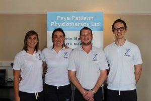 Meet the team at Faye Pattison Physiotherapy
