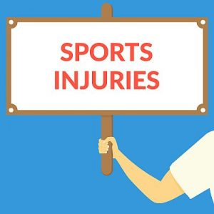 Sports injuries treatment and advice