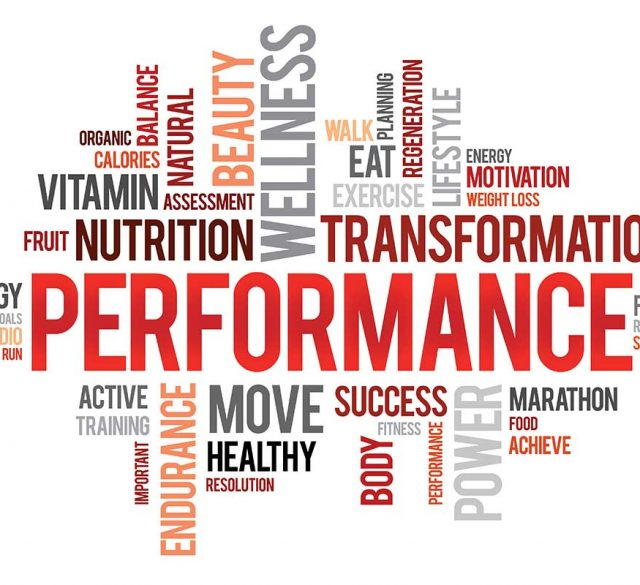 Nutrition performance advice