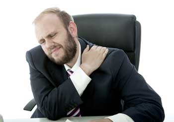 Neck pain in Chelmsford