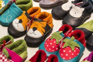 Choosing childrens shoes