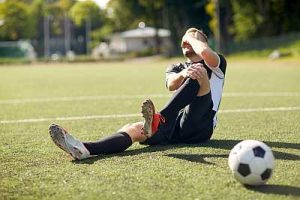 ACL injury in football Chelmsford