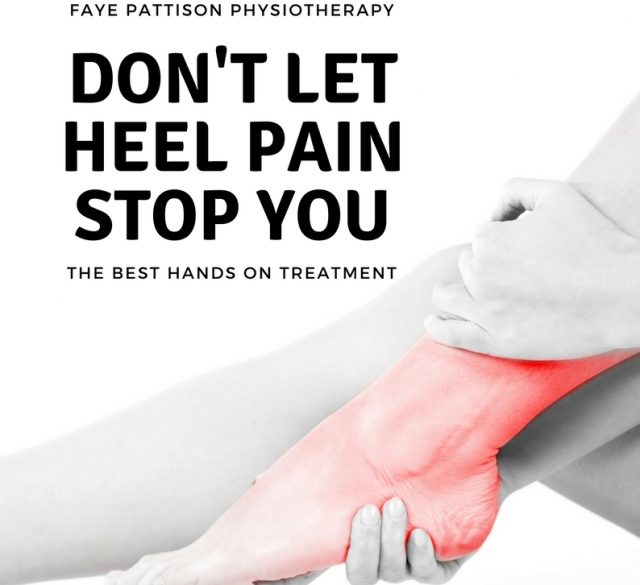 Heel pain conditions chelmsford blog image