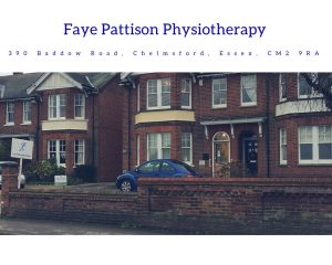 Faye Pattison Physiotherapy Chelmsford essex