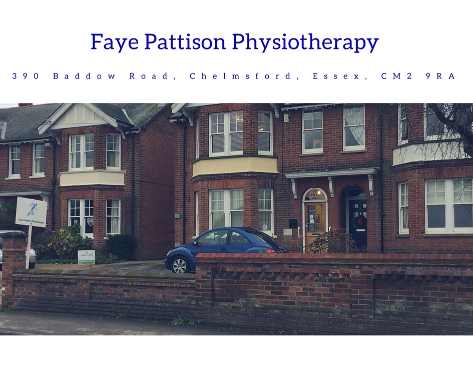 Faye Pattison Physiotherapy Chelmsford
