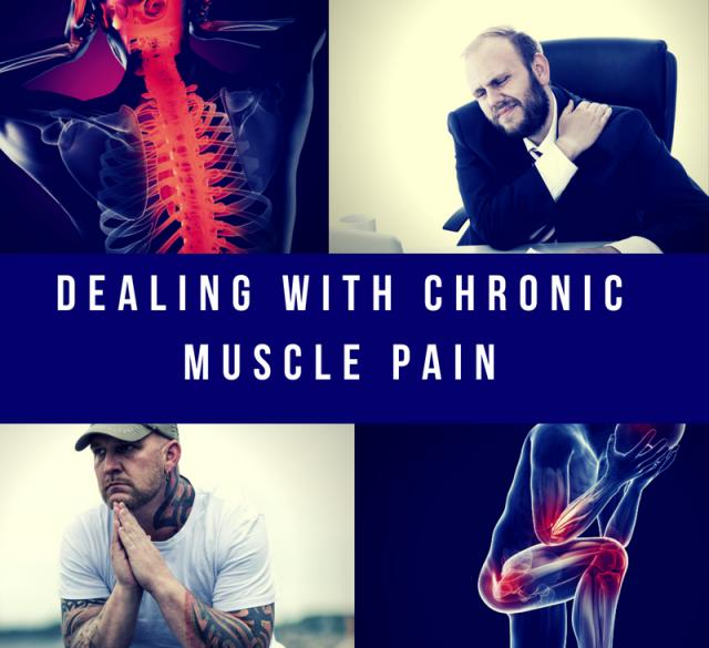 Chronic Muscle Pain blog post