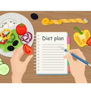 Plan my nutrition