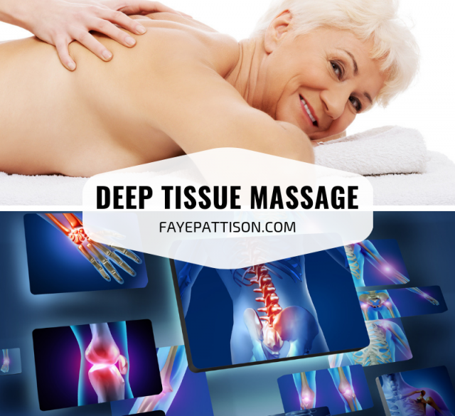 Deep Tissue Massage in chelmsford essex