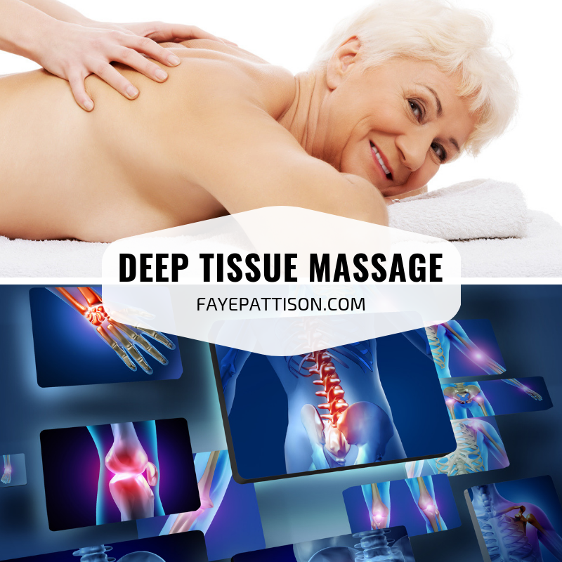 Deep Tissue Massage in Chelmsford