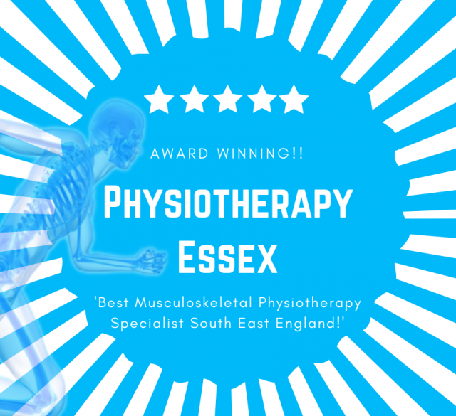 Award Winning physiotherapy clinic Essex
