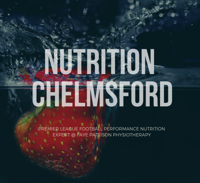 Chelmsford Nutrition Expert