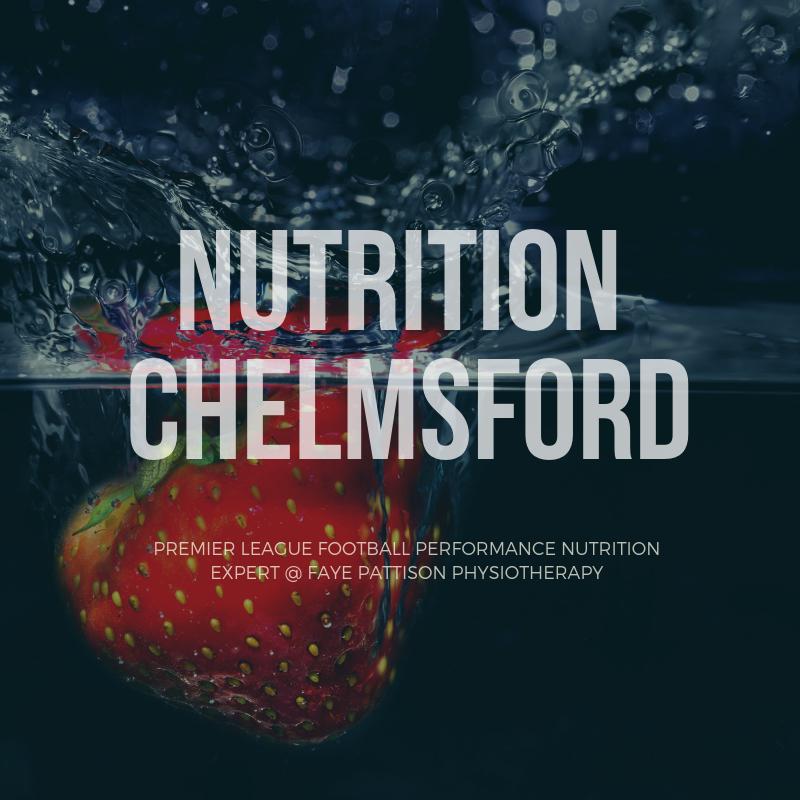 Chelmsford nutrition expert