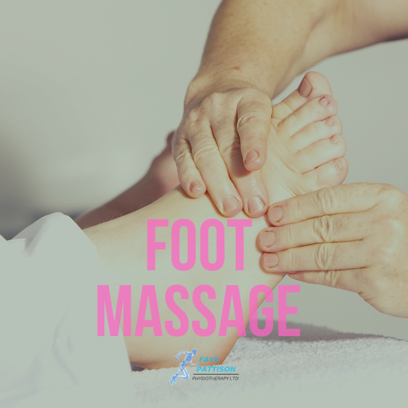 Foot Massage in Chelmsford